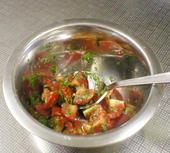 サバのマヨネーズ焼き カレー風味