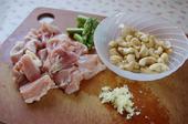 鶏肉とカシューナッツのカレー