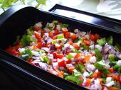 お野菜たっぷりカレー