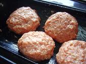 ハンバーグトマト煮込みカレー